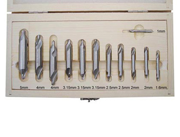 center drill sets for metal working on lathe